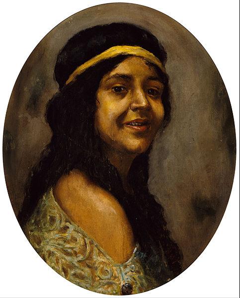 EdwinAHarleston PortraitOfAWoman