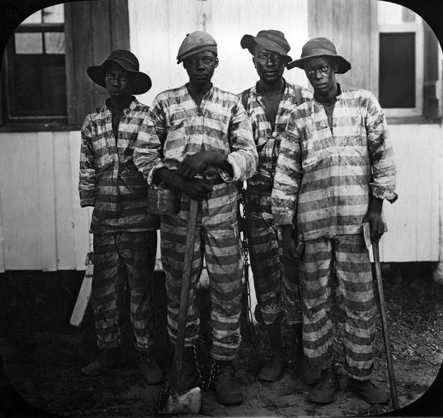 Convict Leasing Laborers