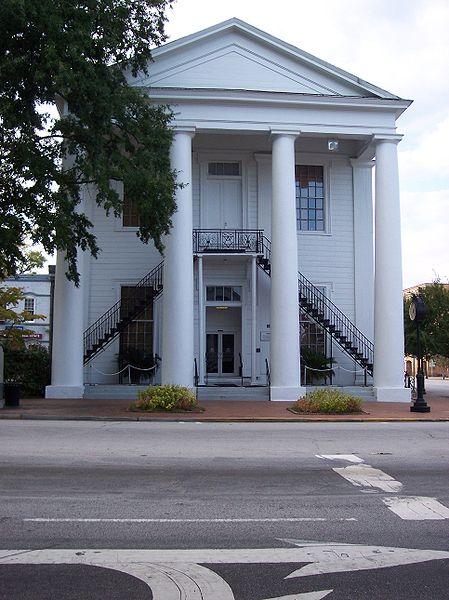 Cheraw Historic Town Hall