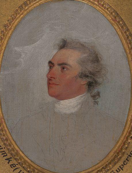 John Faucheraud Grimke