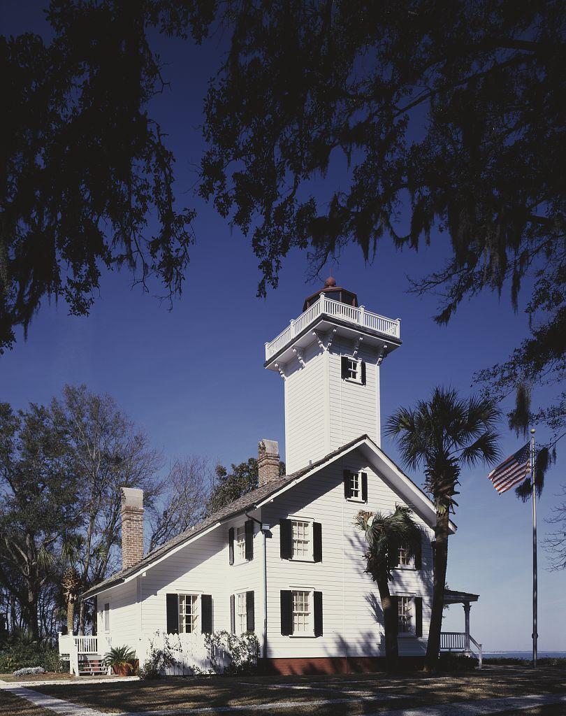 Haig_Point_Lighthouse,_Daufuskie,_South_Carolina