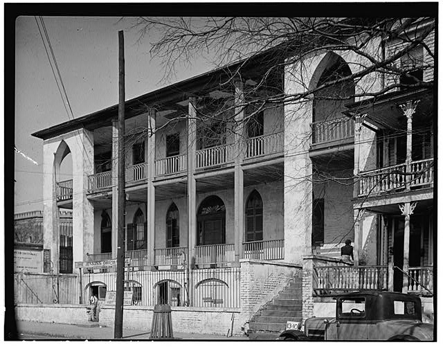 historic-american-buildings-survey-m-b-paine-photographer-april-1934-west-elevation-front-old-marine-hospital-20-franklin-street-charleston-charleston-county-sc
