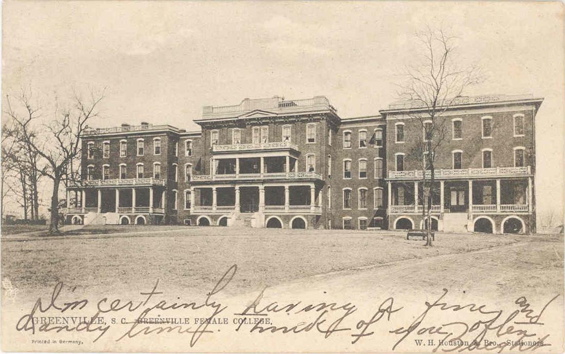 Greenville Female College