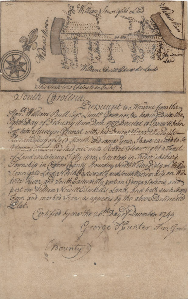 Signed document (Land Granting 3)